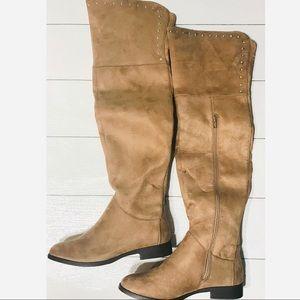 Xoxo knee high boots